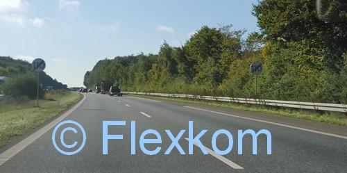 Negativ skiltning i trafikken - nu ophører max. 110 km/t på motorvejen...hvorfor ikke skrive hvad man MÅ køre - og ikke hvad man nu ikke længere må/bør køre?